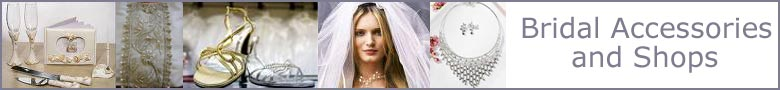 bridal accessories and shopping