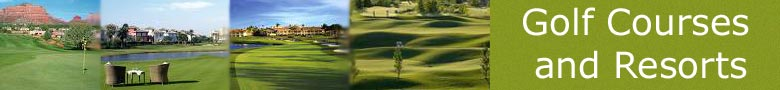 golf courses resorts