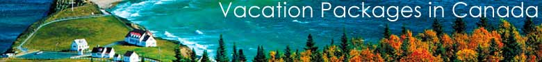 vacation packages canada